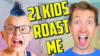 21 Kids ROAST Me (Diss Track)