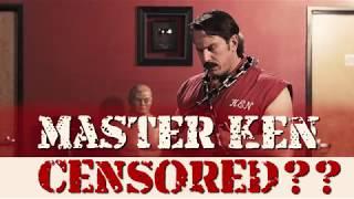 Master Ken Too Controversial?
