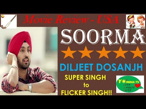Xxx Mp4 Diljeet Dosanjh S Soorma Movie Review USA Audience Love It 3gp Sex