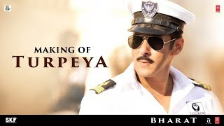 Turpeya Song Making - Bharat  Salman Khan, Nora Fatehi  Vishal  Shekhar ft. Sukhwinder Singh uploaded on 28-05-2019 48267 views