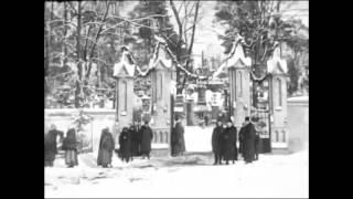 J. Basanavičiaus laidotuvės. Vilnius, 1927 m. vasario 21 d.