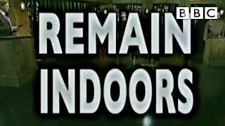 Remain Indoors  - That Mitchell & Webb Look - BBC Two
