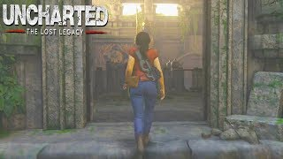 UNCHARTED THE LOST LEGACY 47 Minutes Gameplay Walkthrough
