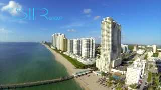 Sunny Isles Beach - HD Aerial Footage - Florida Real Estate - The SIR Group