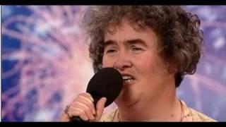 Susan Boyle - I Dreamed A Dream.