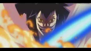 One Piece AMV - Luffy & Sanji & Law VS Caeser & Vergo
