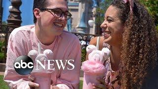 Millennial Pink Treats have arrived at Walt Disney