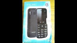 Titanic Mobile max t90 review