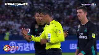 ملخص مباراة ريال مدريد والجزيرة الاماراتي 2-1