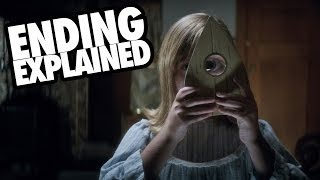 OUIJA 2: ORIGIN OF EVIL (2016) Ending Explained + Connections to the First Film