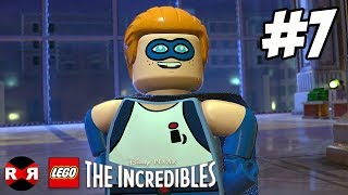 LEGO The Incredibles - THE GOLDEN YEARS - PS4 Pro Walkthrough Gameplay Part 7