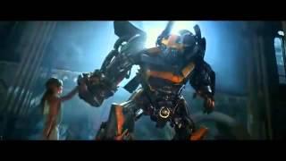 Transformers: Age of Extinction TV Spot - Bumblebee Dances