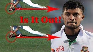 সাব্বির রহমানের আউট নিয়ে যা বললেন ক্রিকেট দুনিয়া   Sabbir Rahman   Bangla News Today