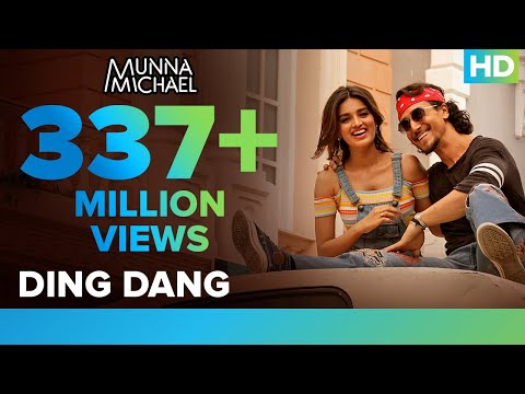 Xxx Mp4 Ding Dang Video Song Munna Michael Tiger Shroff Nidhhi Agerwal 3gp Sex