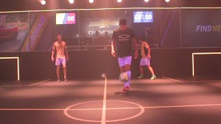 FREESTYLE FOOTBALL - CHARLY IACONO, DIEGO FREESTYLE AND ADONIAS FONSECA