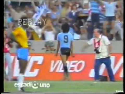 Uruguay vs Brasil Final de la Copa de Oro 1980