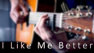 Lauv - I Like Me Better - Fingerstyle Guitar Cover // Joni Laakkonen