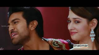 Racha Movie || Dillaku Dillaku Full Video Song || Ram Charan Teja, Tamanna