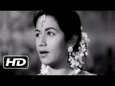 Baghon Mein Baharon Mein - Bollywood Peppy Romantic Song - Chhoti Bahen - Balraj Sahani, Nanda