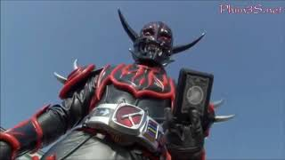 Kamen Rider - All Dark Riders (G4 - Chronos/Chronicle/Cronus) (1 per seri)