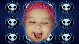 Anti-Circumcision activist trolls parents with baby dimple piercing pic