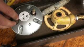 DIY STEAMPUNK LAMP #2