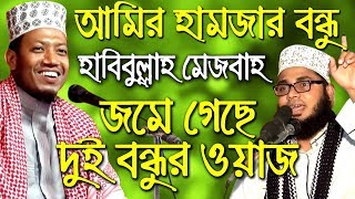 Islamic waz bangla Habibullah Mezbah Friends of Amir Hamza Kustia Bangla Waz Mahfil New Video