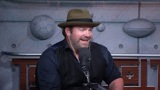 Lee Brice joins the Tiki and Tierney Show (part 1)
