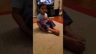 मोहनी लाग्ला है| Kid singing nepali song| Mohani laglaa hai