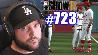 HOW TO CLEAR YOUR MIND OF ALL THOUGHTS! | MLB The Show 18 | Road to the Show #723