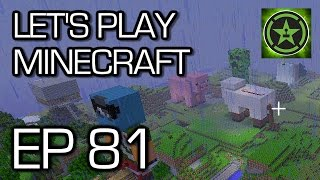 Let's Play Minecraft – Episode 81 – Geoff's House Part 1