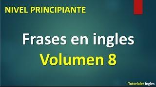 Lista de frases básicas en inglés principiantes 8