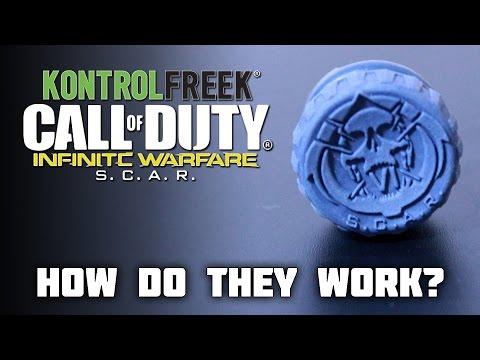 S.C.A.R. Infinite Warfare Kontrol Freeks | What do Kontrol Freeks do?