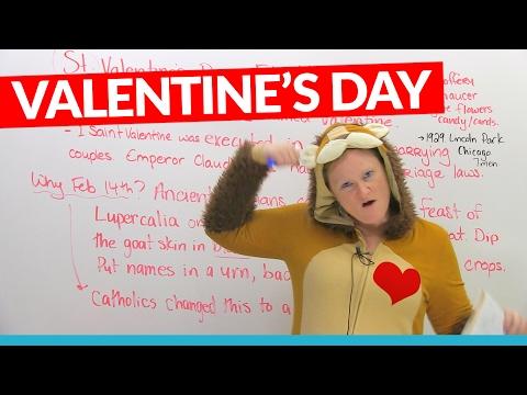 The STRANGE & FREAKY history of Valentine's Day!