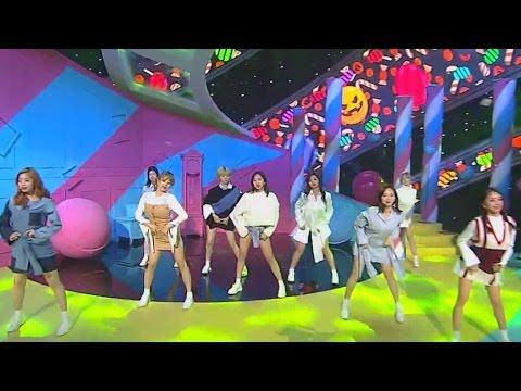 [Comeback & No.1] 161106 TWICE (트와이스) - TT (티티) @ Inkigayo