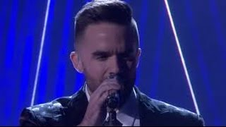 Brian Justin Crum - In The Air Tonight - Full Segment - Quarterfinals - AGT - August 23, 2016