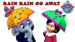 Rain Rain Go Away Song with Lyrics   Nursery Rhymes for Kids in English   Mum Mum TV