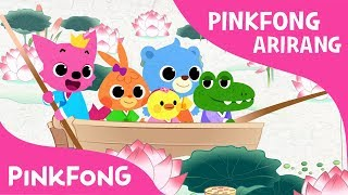 Pinkfong Arirang | Korean Traditional Music | Pinkfong Songs for Children