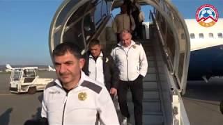 Հայաստանի ազգային հավաքականի մեկ օրը․ «կուլիսների հետևում»