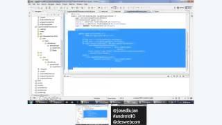 Creando app Android con login de usuario #androidIO