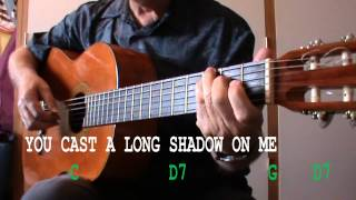 YOU CAST A LONG SHADOW ON ME (Henry Hipkens)
