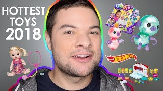 Hottest New Toys of 2018 - Toy Commercial Commentary