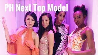Philippines Next Top Models PARTY!!