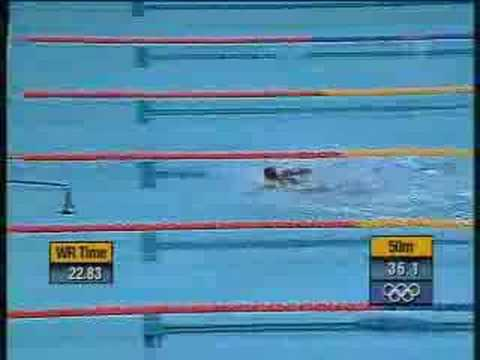 World s Worst Olympic Swimming Trial
