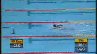 World's Worst Olympic Swimming Trial