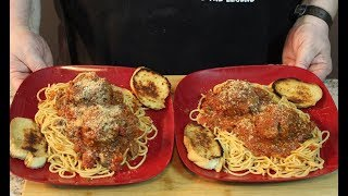 Homemade Spaghetti and Meatballs!  (Great Special Sauce)