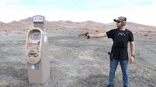 is ATM Machine BulletProof ?