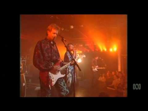Icehouse - Touch the Fire ('Countdown Revolution' 17/11/89)