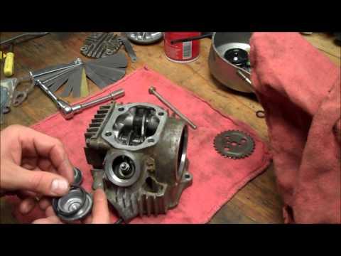 Honda CRF 50 - 88cc Big Bore Kit Install - Part 3 of 4