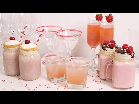 5 Valentine s Day Drinks Valentine s Day Menu Collab